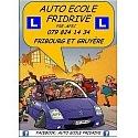 Fahrschule Auto école Fridrive