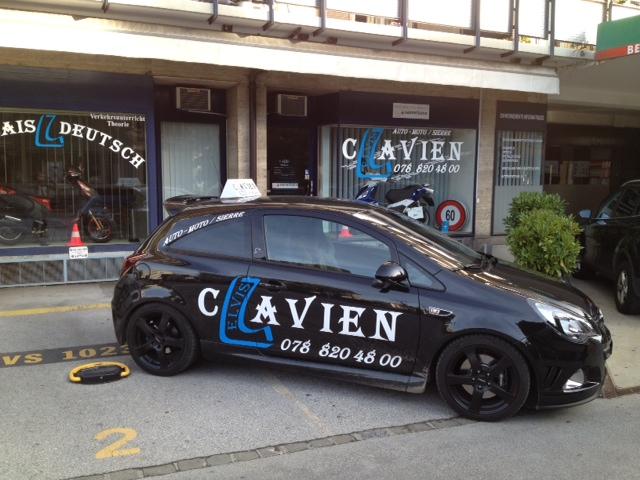 Auto-Moto Ecole Clavien Sàrl