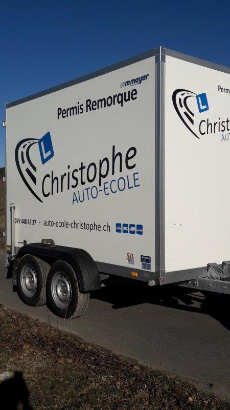 Ecole de conduite Christophe auto-moto-camion